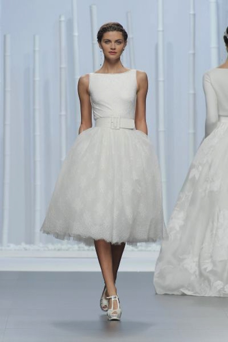 White Day | Barcelona Bridal Week – Rosa Clará – LOST IN VOGUE by ...