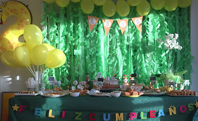 Imagenes De Decoracion De Baby Shower ~ Decoraci?n Arreglos E Im?genes Para Baby Shower De Safari