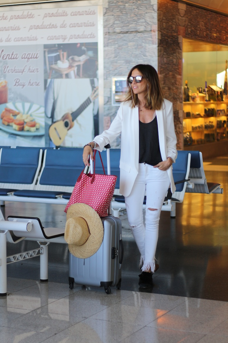 airport look www.lostinvogue.com 2