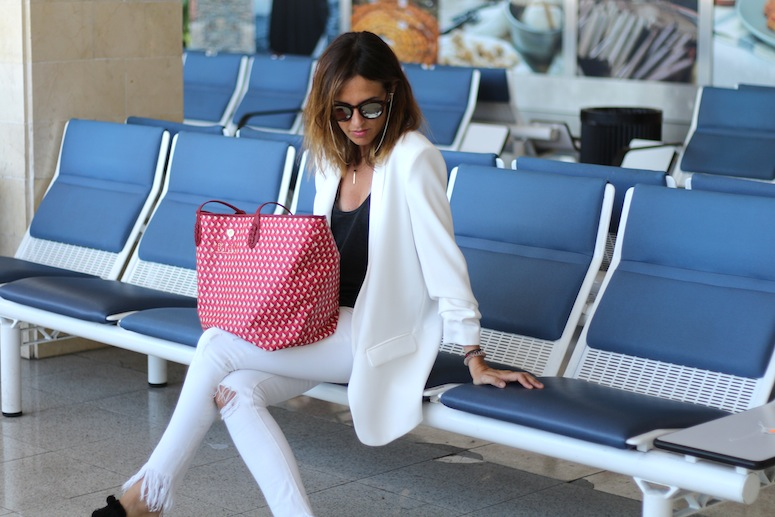 airport look www.lostinvogue.com 7